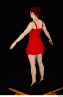 Vanessa Shelby red dress standing whole body 0014.jpg